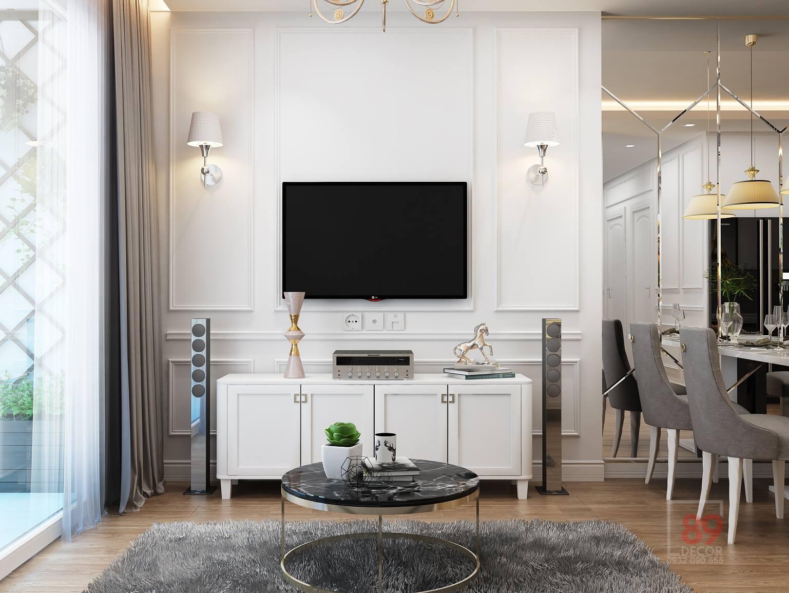 Thiết kế nội thất cho ngôi nhà ít kinh phí